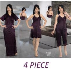 Four Part Night Dress