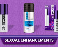 SEXUAL ENHANCEMENT